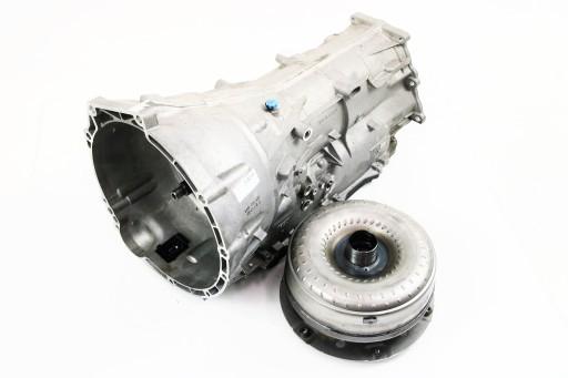 BMW X4 F26 2 0d B47 - коробка GA8HP-45XZ 8684786