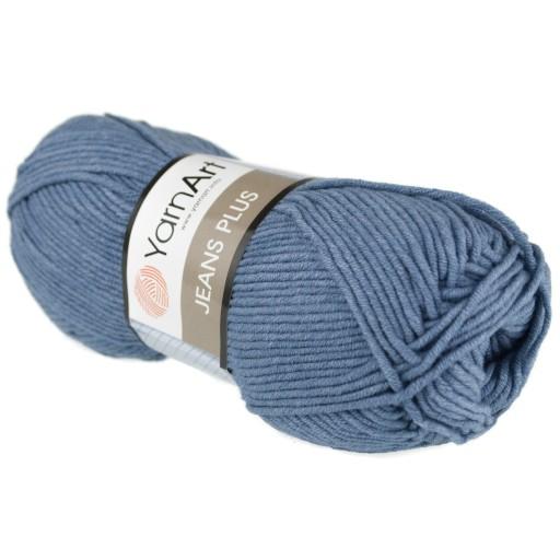 Wloczka Yarnart Jeans Plus 68 7618345073 Allegro Pl