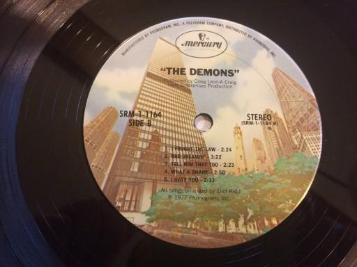 The Demons – The Demons  LP EX  265  US