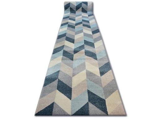 Dywany łuszczów Chodnik Nordic 100 Jodełka Q2517