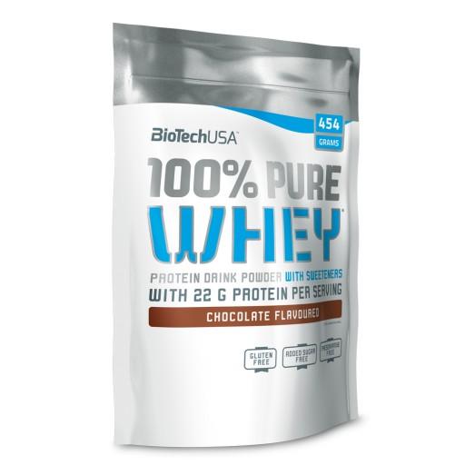 BioTech USA 100% Pure Whey 454g Banan Poznań