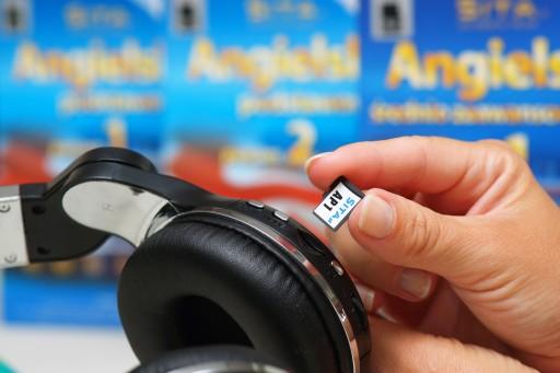 SITA niemiecki 4cz +słuchawki KURIER zagranica 0zł