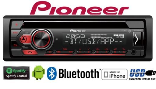 Pioneer Deh S410bt Radio Samochodowe Usb Bluetooth 7795083308 Sklep Internetowy Agd Rtv Telefony Laptopy Allegro Pl