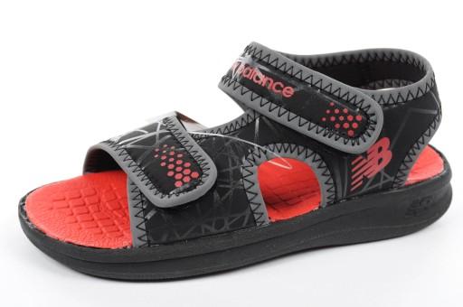 Buty sandały NEW BALANCE [K2031BRD] r.28,5