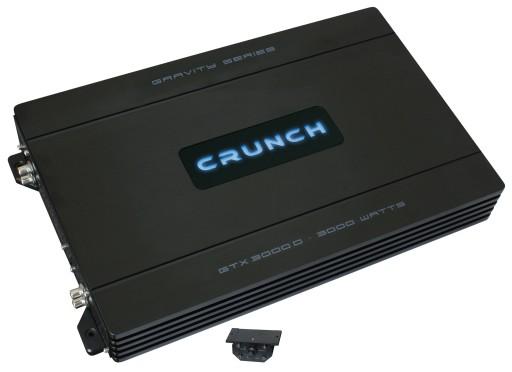 Crunch GTX3000D Wzmacniacz 1-kanałowy 1x1500W RMS
