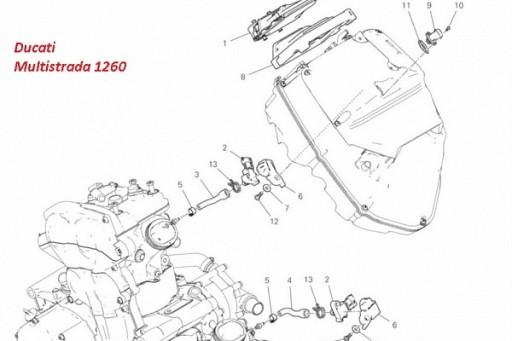 Ducati Multistrada 1260 chip tuning, odblokowanie