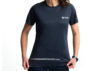 Koszulka Akademia Przyszłości Craft damska M
