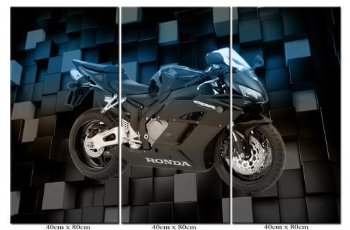 Obraz Motor Motocykl Ścigacz Honda CBR 1000 RR