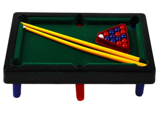 Mini Stół Bilardowy Bilardakcesoria Snooker Gra