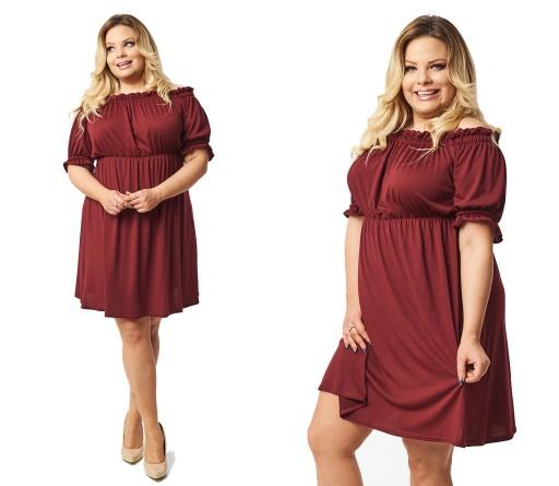 Cavaricci Plus Size Sukienka Boho Xxlxxxl S 34 7293155806 Allegropl