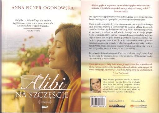 ALIBI NA SZCZĘŚCIE / ANNA FICNER - OGONOWSKA.