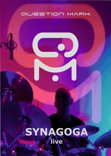 "Question Mark ""SYNAGOGA live"" CD + DVD"