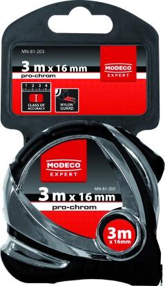185ab95a7ed5b7 MIARA ZWIJANA PRO-CHROM 3M MODECO I KLASA DOK. 7551343437 - Allegro.pl