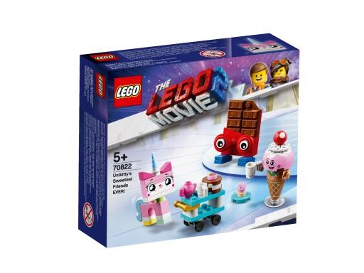 KLOCKI LEGO 70822 MOVIE Najlepsi przyjaciele Kici