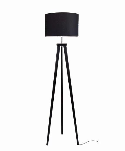 stojące lampy trójnóg