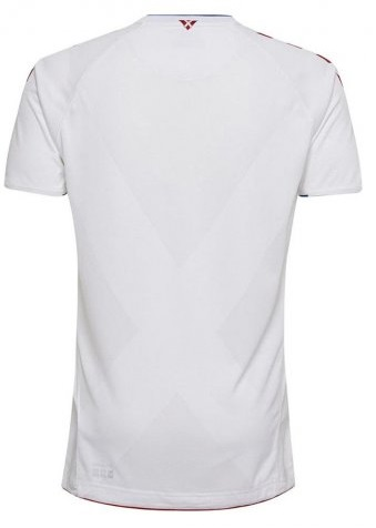 788c649e4 Koszulka wyjazdowa Hummel Dania size 4XL Właściwości oddychające
