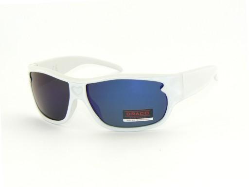 44c761134a55 Białe Okulary Dla Dzieci Z Filtrem Słoneczne Lekki 7448494394