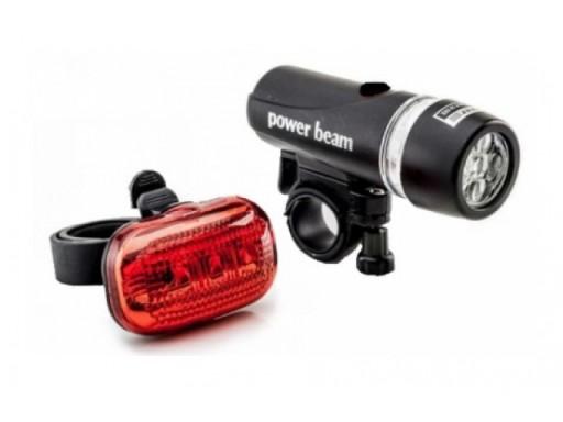 Lampki Rowerowe Oświetlenia Do Roweru 10 Led Rower