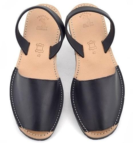 ABARCAS _ hiszpańskie regionalne sandały skÓra 10420854090 Obuwie Męskie Męskie MC ZVSDMC-4