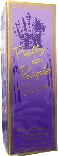 juicy couture rock the rainbow - pretty in purple