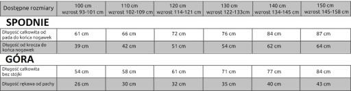 KIMONO KARATE DLA DZIECI + PAS 150 cm Wytrzymałe