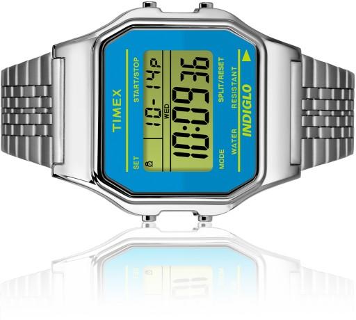 Zegarek TIMEX 80 uniseks TW2P65200 Retro NOWY