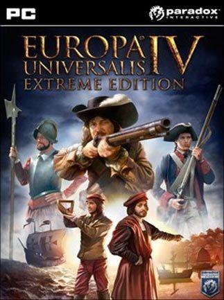 Europa Universalis Iv 4 Extreme Edition Steam Stan Nowy 7527706887 Allegro Pl