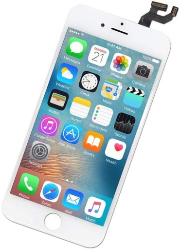 WYŚWIETLACZ LCD dotyk ekran APPLE iPhone 6s biały