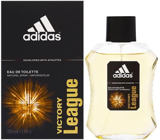 nowe przyloty Nowa kolekcja Data wydania: Perfumy Męskie Adidas Victory League 100 Ml