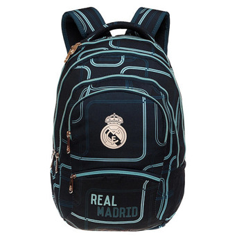 Real Madryt plecak pięciokomorowy oryginalny