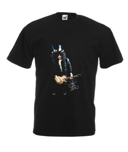 XXL KOSZULKA MĘSKA Slash Guns N Roses WZORY 9545124027 Odzież Męska T-shirty OY AFJXOY-6