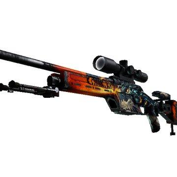 Ssg 08 Smoczy Ogien Dragonfire 3 5 Csgo Skin Stan Nowy 7608387626 Allegro Pl