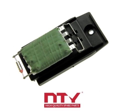 RESISTOR IMPEDANCE BLOWING UP FORD FOCUS MK1 131115