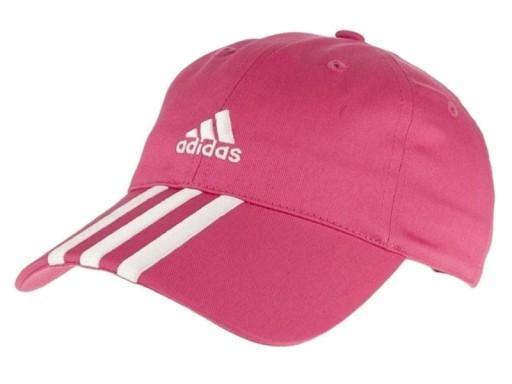 zaoszczędź do 80% ekskluzywne buty tak tanio Czapka z daszkiem Adidas Ess 3S JOY PINK Różowa