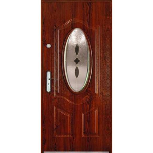 Drzwi Zewnetrzne Teneryfa Orzech Zloty Dab 90p 6761634983 Allegro Pl