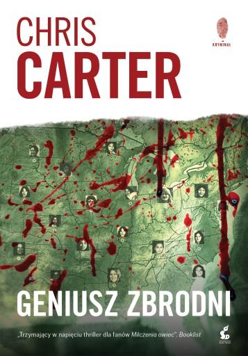 Geniusz zbrodni Chris Carter