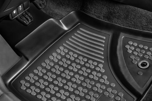 Alfa Romeo Stelvio 16- Dywaniki gumowe + bagażnik