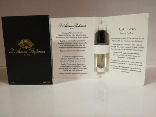 l'artisan parfumeur caligna