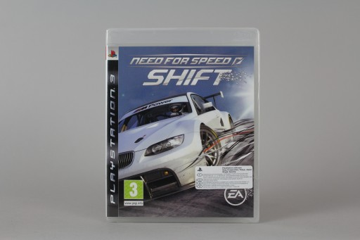 NEED FOR SPEED SHIFT GWARANCJA !! PS3 APOGEUM