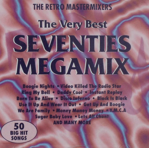 The Very Best Seventies Megamix