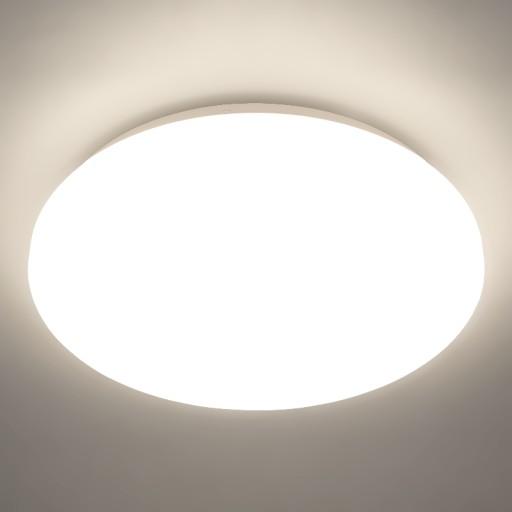 płaskei lampy sufitowe