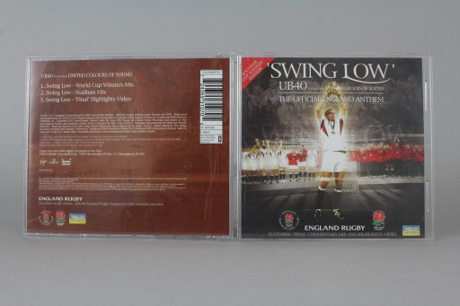 Swing Low Sweet Chariot Single
