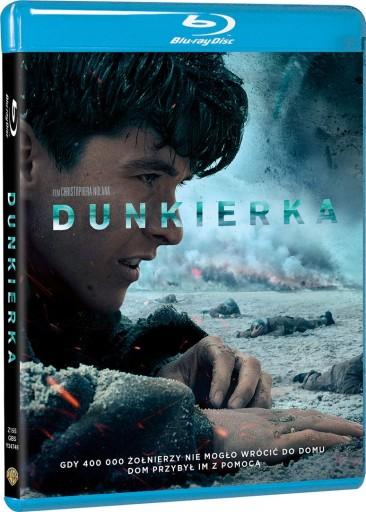 Dunkierka [2xBlu-ray]