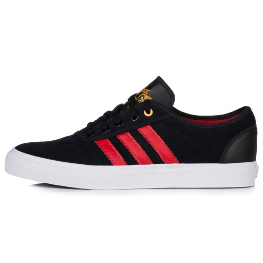detailed look 943c5 cb298 Buty męskie adidas Adi-Ease czarne skórzane DB0404 7201327766 - Allegro.pl