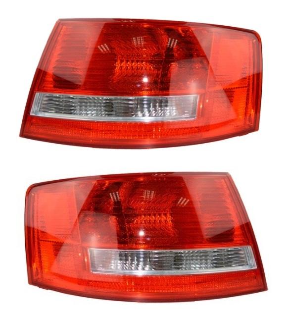 audi a6 c6 2004-2008 седан фонарь левая + правая