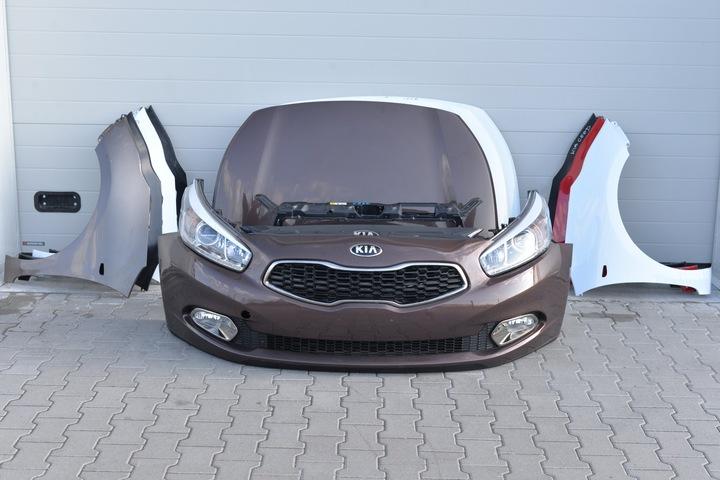 фото - Капот бампер крыло панель фара kia ceed 2012-